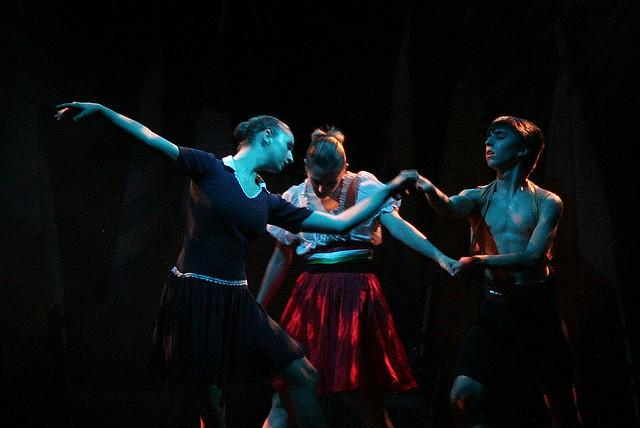 海外のバレエ団:アメリカ、タルサバレエ団のオーディション