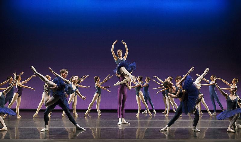 スコットランドのバレエ学校、デンマークロイヤルバレエ