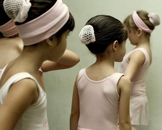 バレリーナになりたい時にどういうバレエの教室を選べばいいのか?
