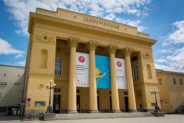 オーストリアのインスブルク州立劇場バレエ団情報とオーディション
