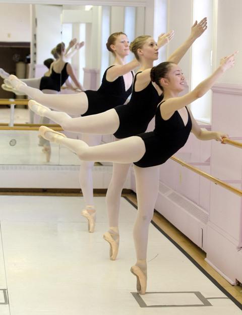 スクールオブアルバータバレエへ留学したいバレエダンサーのための留学情報