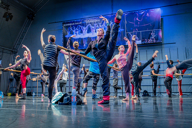 ベルギーのコンテンポラリーダンス色が濃いバレエ団のオーディション情報