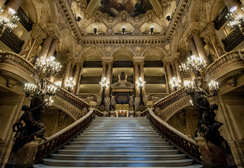 パリ・オペラ座バレエ団のオーディションは内部オーディションと外部オーディションあり