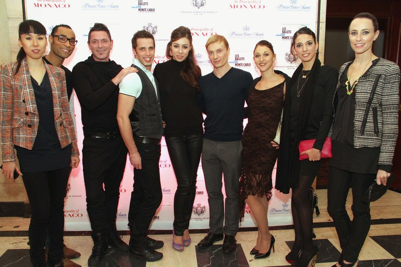 モナコ、モンテカルロのバレエ団のオーディションは背の高い人が有利!