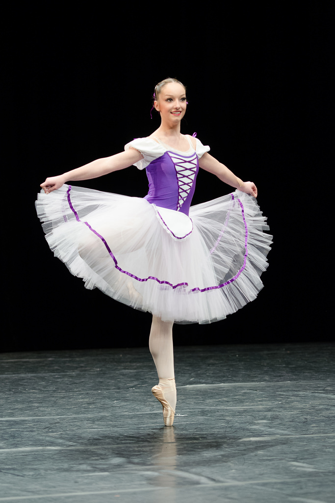 バレエコンクールのバリエーションの選び方と入賞する方法