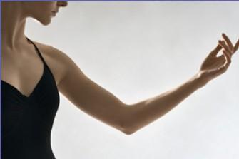 猿腕の悩み:バレエで美しいアームスを動きの中で使えるコツ