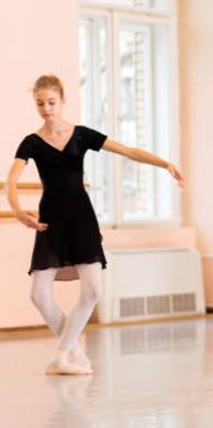 バレエで胸が大きくて困っている:胸を少しでも小さくする方法はある?